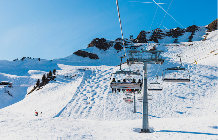 As the winter season approaches, people begin to wonder if the slopes are safe to visit.